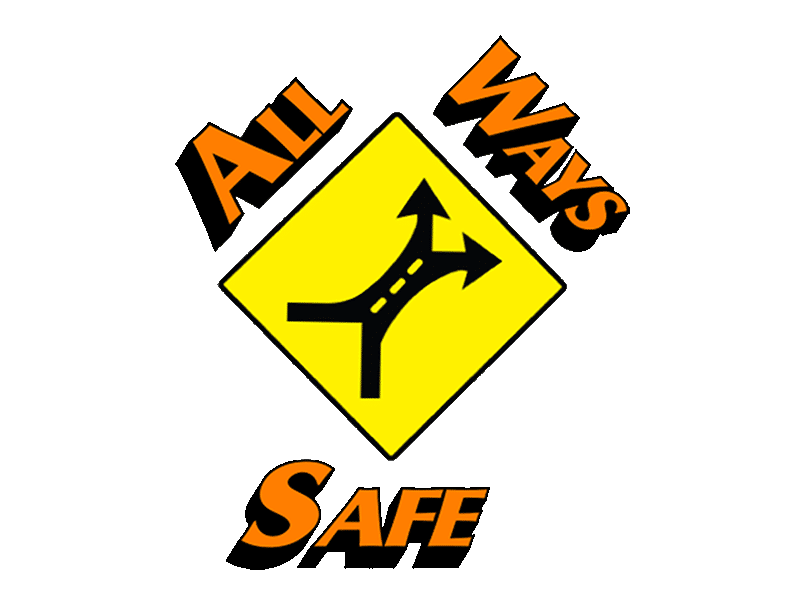 ALL Ways Safe Logo